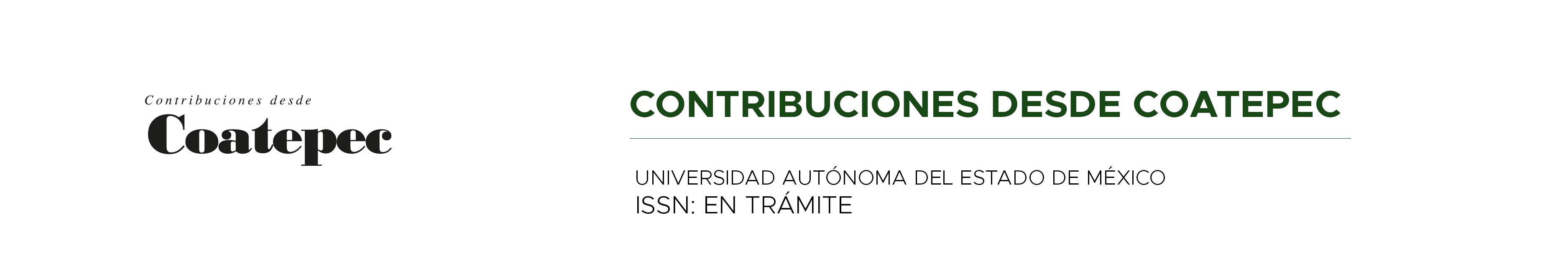 Envíos | Contribuciones desde Coatepec